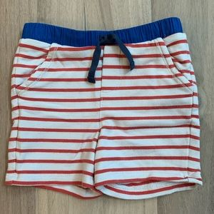 ⏰5/$25 Mini Boden Boys 12-18 Month Shorts Striped